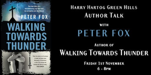 Author Talk with Peter Fox