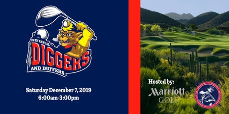 24th Diggers and Duffers Golf Tournament tickets