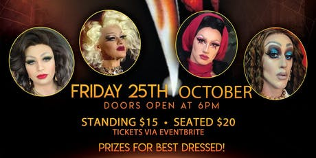 Drag Diva's presents HALLO-QUEEN tickets