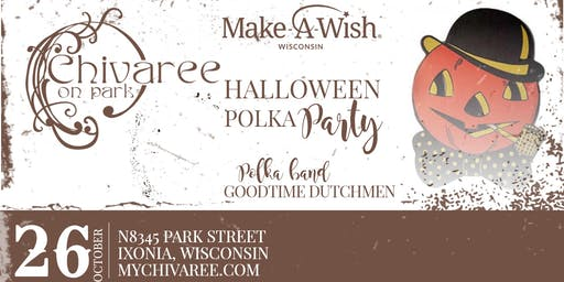 Halloween Polka Party with Good Time Dutchmen