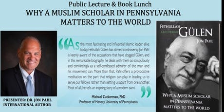 PUBLIC LECTURE AND BOOK LAUNCH tickets