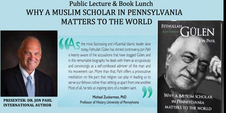 PUBLIC LECTURE AND BOOK LAUNCH 2 tickets