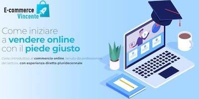 Introduzione al corso E-commerce Vincente