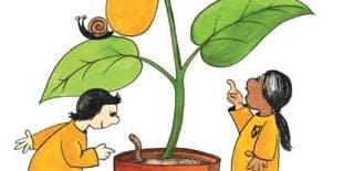 Plant Exploration Workshop for Kids!