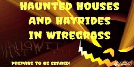 Spooky & Some Not So Spooky Family Fun in the Wiregrass 2019 tickets