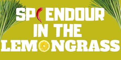 Splendour in the Lemongrass tickets