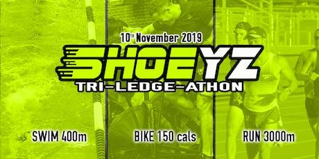 SHOEYZ TRI-LEDGE-ATHON tickets