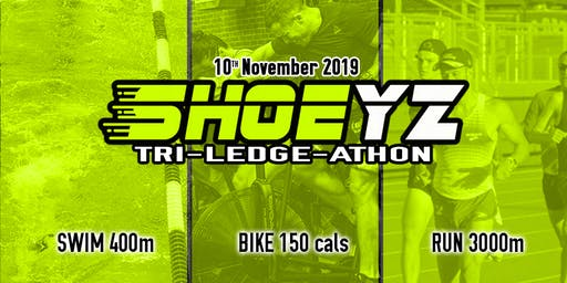SHOEYZ TRI-LEDGE-ATHON