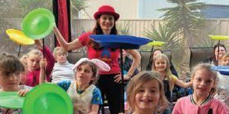 Circus Skills with Lollyjar Circus tickets