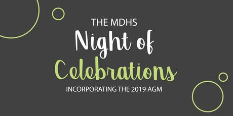 MDHS Night of Celebrations 2019 tickets