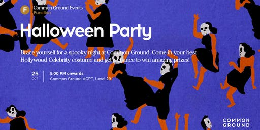 Halloween Party by Common Ground
