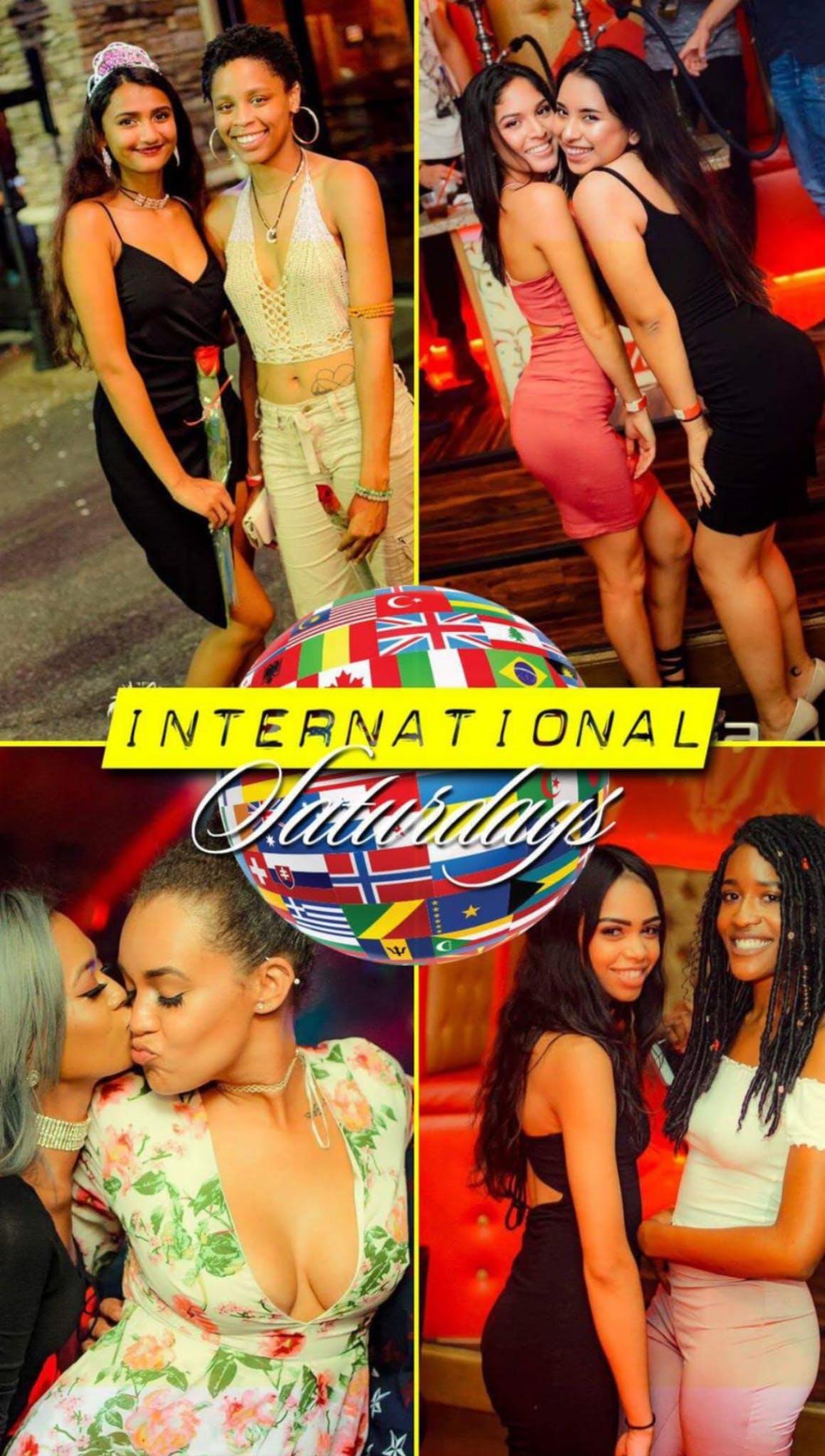 International Saturdays  Ibiza Atlanta