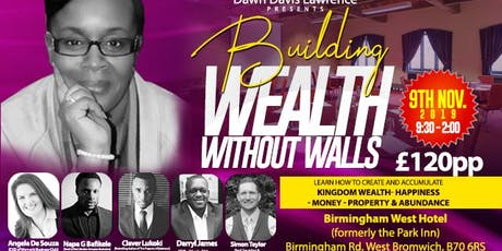 BUILDING WEALTH WITHOUT WALLS  tickets