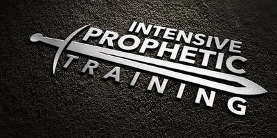 School of Intensive Prophetic Training - IPT - Shannon Culpepper Ministries
