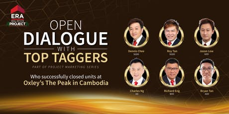 Open Dialogue with Top Taggers tickets