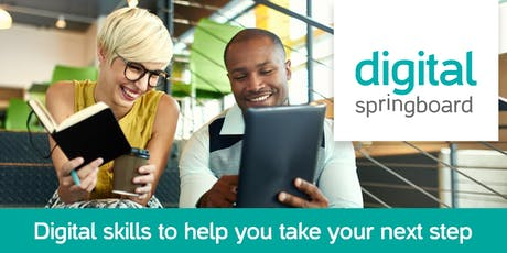 Digital skills to land your dream job tickets