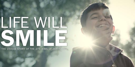 "Canadian Premiere of ""Life Will Smile"""
