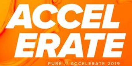 Pure Storage Accelerate Update tickets