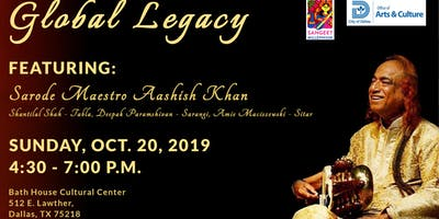 Global Legacy - Celebrating Ustad Aashish Khan's 80th Birthday