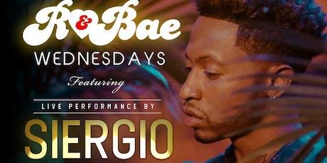 R&Bae Wednesday tickets