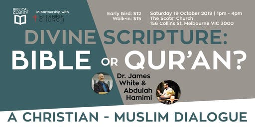 Divine Scripture: The Bible or the Qur'an?