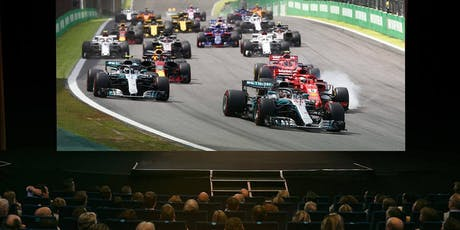 Formula See - Brazilian F1™ GP Event - London tickets