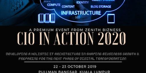 CIO IN ACTION 2020