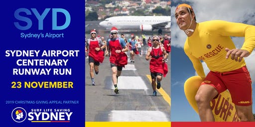 Sydney Airport Centenary Runway Run 2019