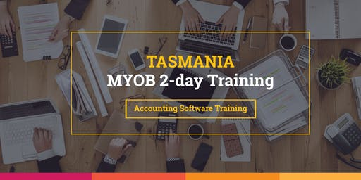 MYOB Software Training @Hobart