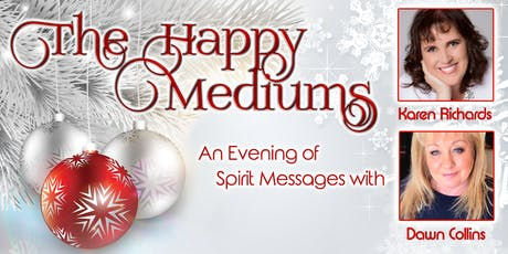 Happy Mediums Christmas Special Demonstration tickets