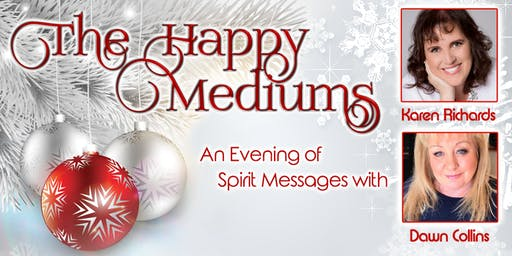 Happy Mediums Christmas Special Demonstration