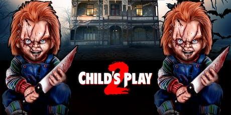 CHILD'S PLAY LA 2 tickets