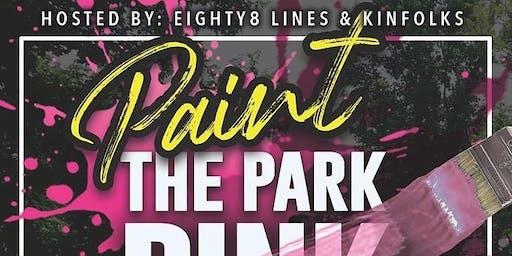 Paint The Park Pink
