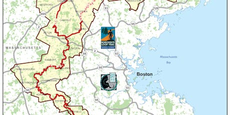Southborough BLT Guided Hike #1, Bay Circuit Trail, Sat. 10/19, 2:00 PM tickets