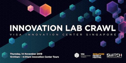 Visa Innovation Lab Crawl