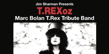 T.REXoz -The Marc Bolan Show and The Rocking Stones tickets