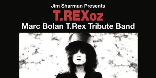 T.REXoz -The Marc Bolan Show and The Rocking Stones
