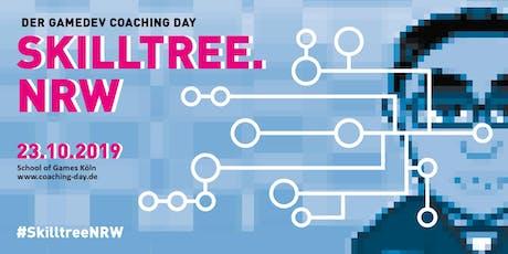 Skilltree.NRW – Der GameDev Coaching Day tickets
