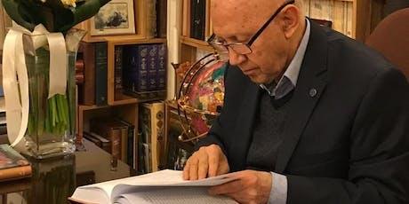 Dr. Elahi Ghomshei's Speech; Reason and Mysticism عقل و عرفان tickets