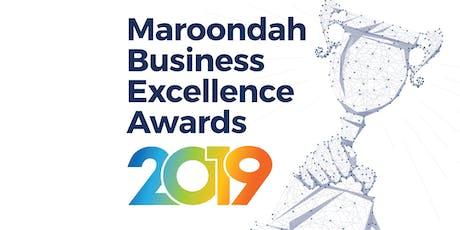 2019  Maroondah Business Excellence Awards Gala Evening tickets