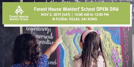 Forest House Waldorf School Open Day tickets