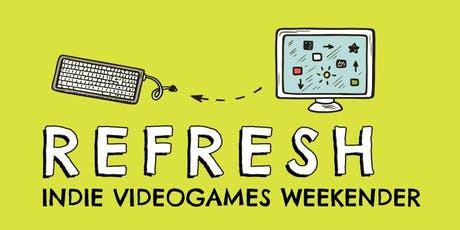Make a Videogame with Bitsy (part of REFRESH: INDIE VIDEOGAMES WEEKENDER) tickets