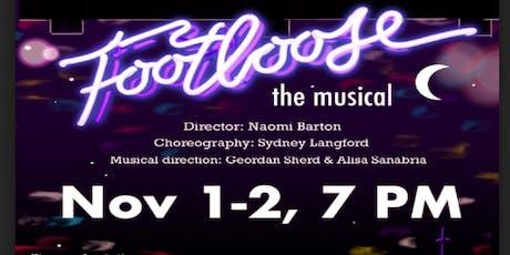 Footloose Musical at Chadwick International tickets