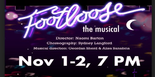 Footloose Musical at Chadwick International