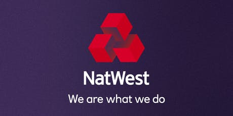#Safety&Security With NatWest For your Business & Personal Banking tickets