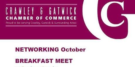 October 2019 Breakfast Meeting tickets