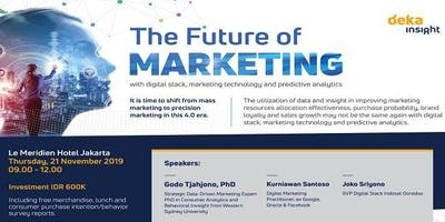 The Future of Marketing Seminar