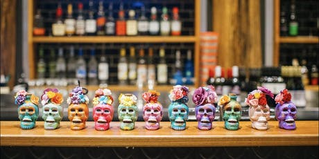 Sugar Skull Paint Night tickets