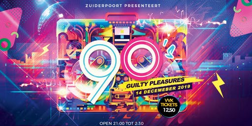 90's Party - Guilty Pleasures