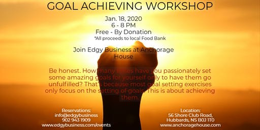 Goal Achieving Workshop